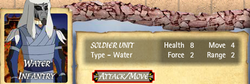 Water infantry