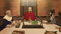 Tenzin postpones Korra's airbending training