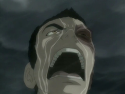 Zuko cries