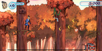 Treetop Trouble gameplay