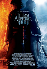 Film - The Last Airbender poster 4