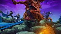 Kya fighting dark spirits