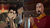 Bolin fawning over Opal