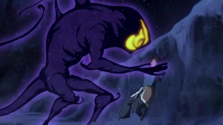 File:Dark spirit attacking Korra.png