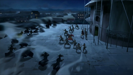 File:Airbenders fend off the Dai Li.png