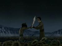 Lee and Zuko