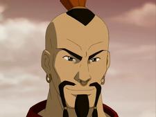 Colonel Mongke