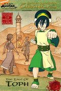 The Tale of Toph cover