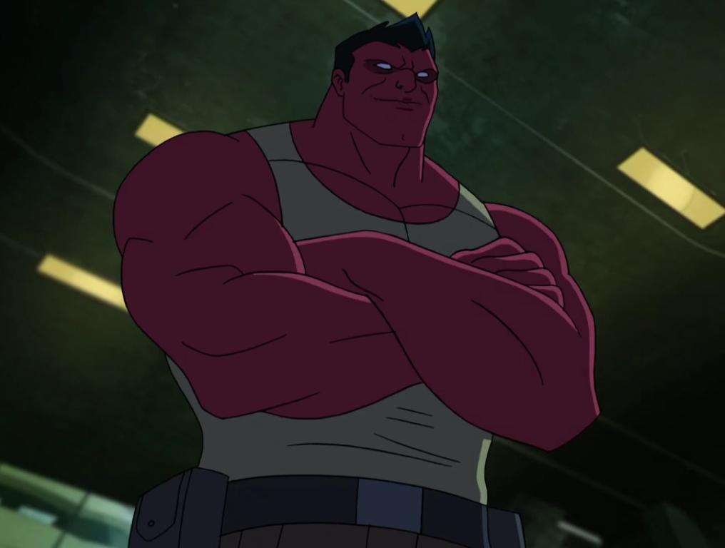 Red Hulk   Marvel's Avengers Assemble Wiki   FANDOM ...