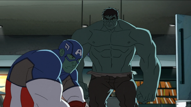 Hulked Out Heroes