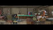 Hawkeye's Room