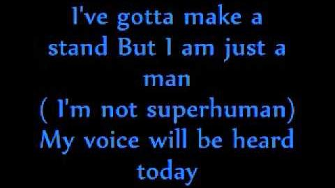 Skillet- Hero (lyrics)