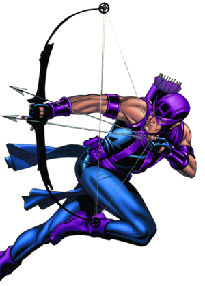 Hawkeye Marvel XP