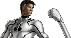 Mr. Fantastic Dialogue 2