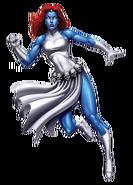 Mystique Marvel XP