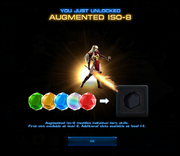 Augmented ISO-8 Unlocked