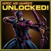 Hawkeye Heroic Age Unlocked