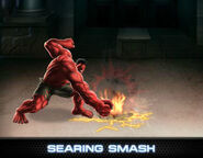 Red Hulk Level 1 Ability
