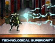 Doctor Doom Level 1 Ability