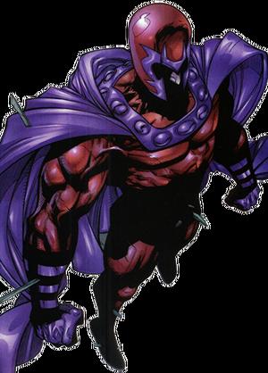 Magneto Marvel XP
