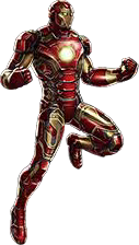 Iron Man-Avengers Age of Ultron