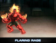 Red Hulk Passive Ability