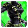 Uniform Tactician 8 Female