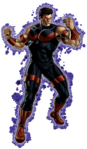Wonder Man Portrait Art