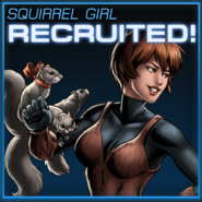 Squirrel Girl Recruited