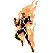 Human Torch FB Artwork 2