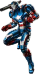 Iron Patriot Armor