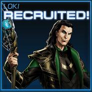 Loki Recruited