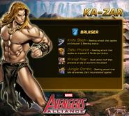 Ka-Zar Teaser