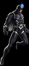 Black Bolt-Classic