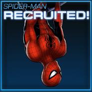 Spider-Man Recruited