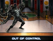 Agent Venom Out of Control