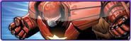 Daily Mission - Crimson Dynamo