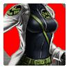 Uniform Tactician 7 Female