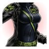 Uniform Tactician 5 Female