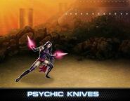 Psylocke Level 9 Ability