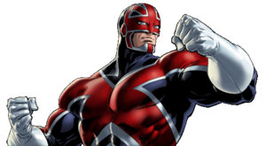 Captain Britain Dialogue 1