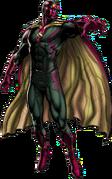 Avengers Age of Ultron Vision Portrait Art