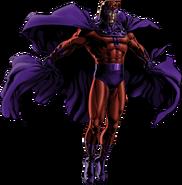 Magneto Portrait Art