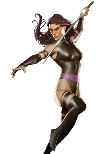 Marvel Psylocke Art Psylocke Marvel XP