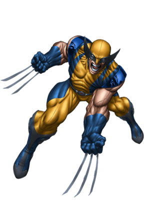 Wolverine Marvel XP