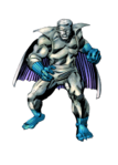 Grey Gargoyle Marvel XP