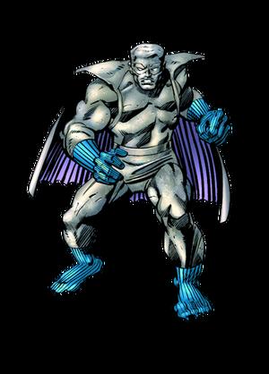 Grey Gargoyle Marvel XP