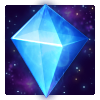 Iso-8 Shard Blue