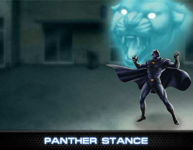 Black Panther Level 6 Ability Black Panther Marvel Avengers Alliance