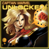 Captain Marvel Unlocked
